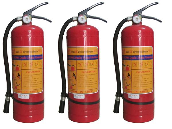 Bình chữa cháy giá rẻ tại KCN- Phúc Khánh Tỉnh Thái Bình